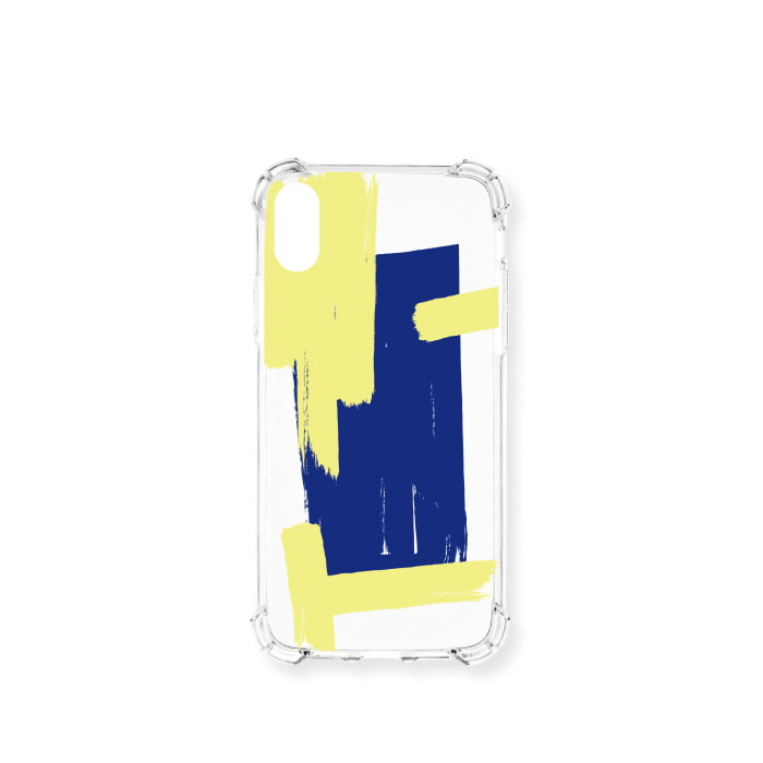 """BLUE"" JELLY CASE"